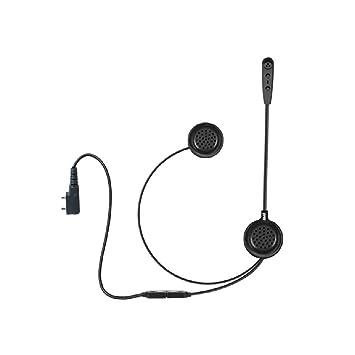 Mengonee EJEAS E200 300m Bluetooth Casco de la Motocicleta Headset Auricular inalámbrico Radio Esquí Comunicación sin Intercom: Amazon.es: Coche y moto