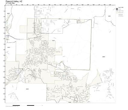 Prescott valley zip code