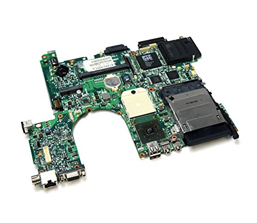 - 430864-001 HP Pavilion NX6325 15-Inch Business Notebook TPM Dual Core ATI Radeon 1150 Motherboard 6050A2030501-MB-A05 DDR2 802.11a/b/g, Bluetooth 2.0 EDR 7-in-1 Card Reader