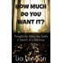 How Much Do You Want It?: Thoughts for Latter-day Saints in Search of a Testimony (Latter-day Testimony Series Book 1)