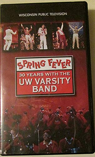 Spring Fever: 30 Years With the UW Varsity Band (VHS Tape) 2004