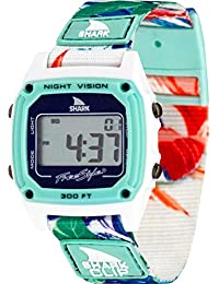 Shark Classic Clip Aloha Paradise Green Unisex Watch FS101028