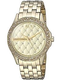 Armani Exchange AX5216 Watch, Women, Gold