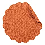 C&F Enterprises 17'' Quilted Spice Placemat, Set of 4
