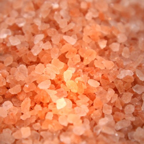 Himalayan Pink Sea Salt by ZUUNA® (Medium Grain) 18.5oz; 100% Natural, Pure PREMIUM Gourmet Sea Salt