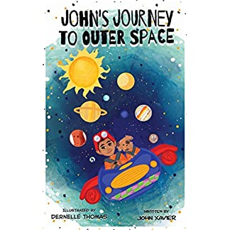 John's Journey to Outer Space