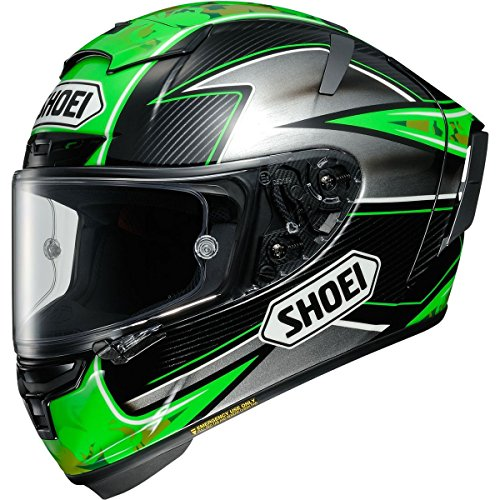 Shoei Laverty X-14 Street Racing Motorcycle Helmet - TC-4 / Medium