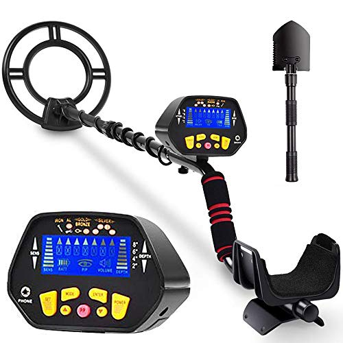 Discover Bargain RM RICOMAX Metal Detector for Adults & Kids - High-Accuracy Metal Detector Waterpro...