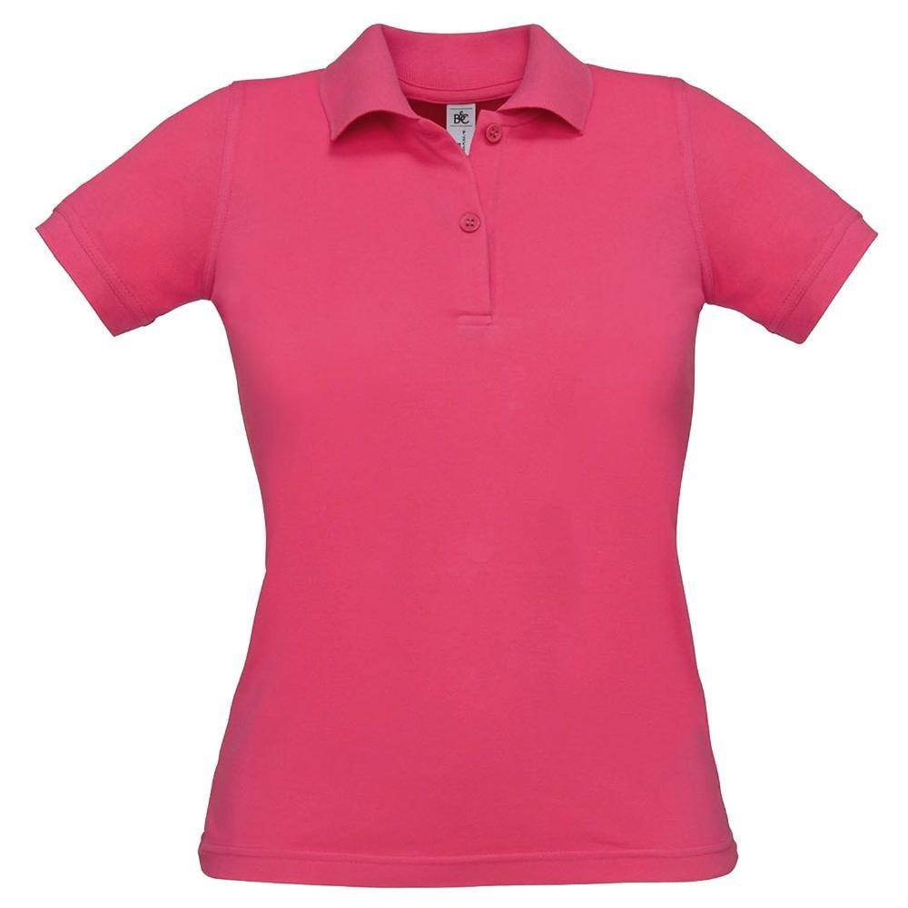 B & C Safran Women's Polo Shirt PW455