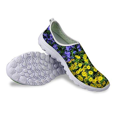 Câlins Maille Appartements Femmes Idée Été Courir Chaussures De 7bYf6gy