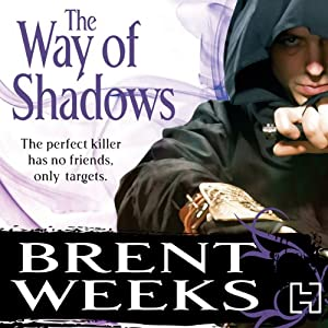 The Way of Shadows: Night Angel Trilogy, Book 1 Audiobook
