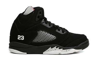 3aea8c3db7a Nike Air Jordan 5 Retro (PS) Little Kids Basketball Shoes [440889-010
