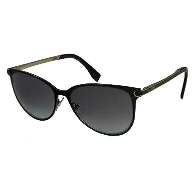 Amazon.com: Fendi anteojos de sol 0022/S 07 WH brillante ...