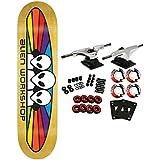 """ALIEN WORKSHOP Skateboard Complete SPECTRUM SM 7.875"""" (assorted colors)"""