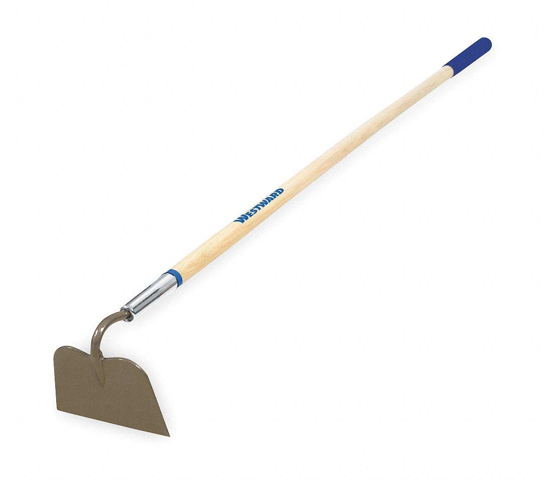 Garden Hoe with 59-1/2'' Wood Handle