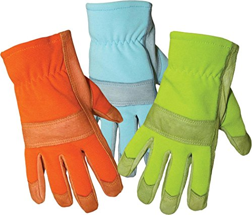 Boss Gloves 791 Boss Guard Leather Palm Gloves, White