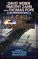 A Call to Vengeance (Manticore Ascendant)