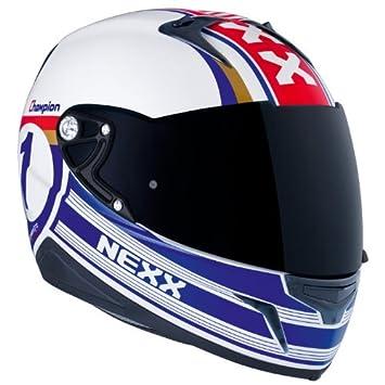 Nexx XR1R Champion - Casco Integral para Motocicleta