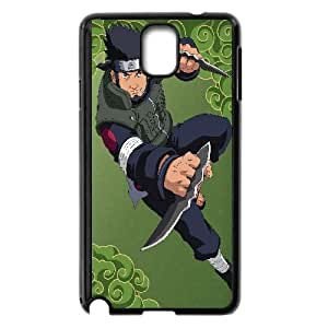 Asuma Sarutobi Naruto Shippuden Anime Samsung Galaxy Note 3 Cell Phone Case Black DAVID-117048