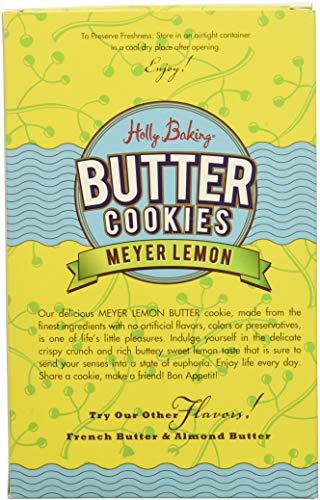 Moon Dance Baking Butter Cookies, Meyer Lemon, 5.25 Ounce