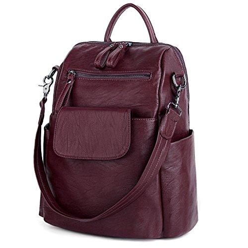 Large Backpack Handbag Purse - 8