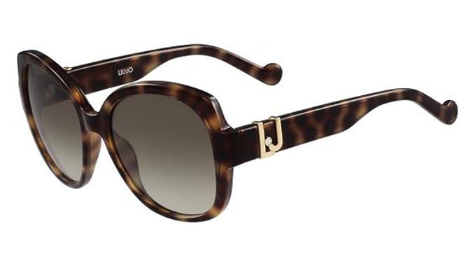 Liu Jo LJ660SR 218 55 Gafas de Sol, Blonde Tortoise, Mujer ...