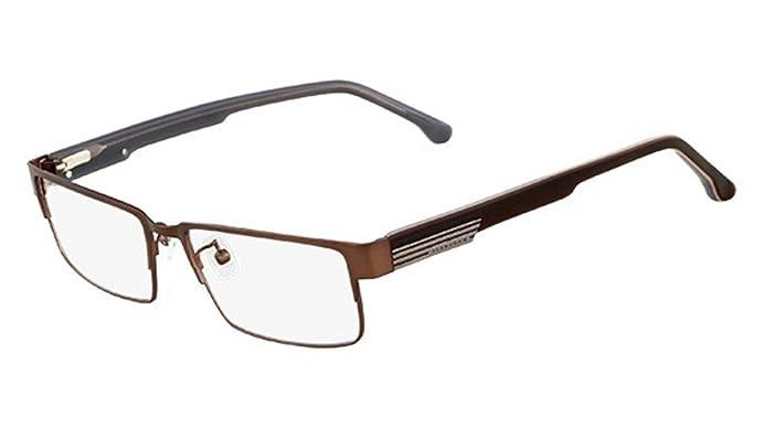 SEAN JOHN SJ4063 Eyeglasses 210 Brown Demo Lens 57-17-150 at Amazon ...