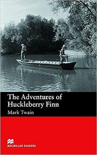 Adventures of Huckleberry Finn (Macmillan Reader)