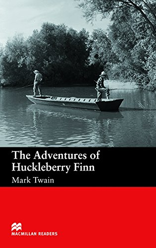 Macmillan Readers - The Adventures of Huckleberry Finn (Macmillan Reader)