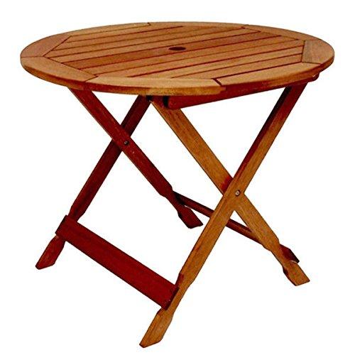 Mesa plegable para fácil almacenamiento y e fabricado en madera de ...