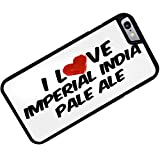 Case for iPhone 6 Plus I Love Imperial India Pale Ale Beer - Neonblond