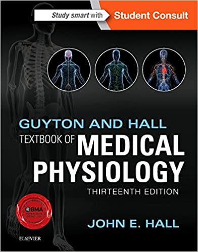 guyton and hall textbook of medical physiology guyton physiology