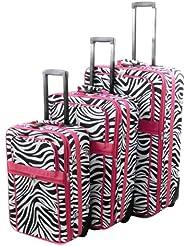 Vacation 3 Piece Luggage Set