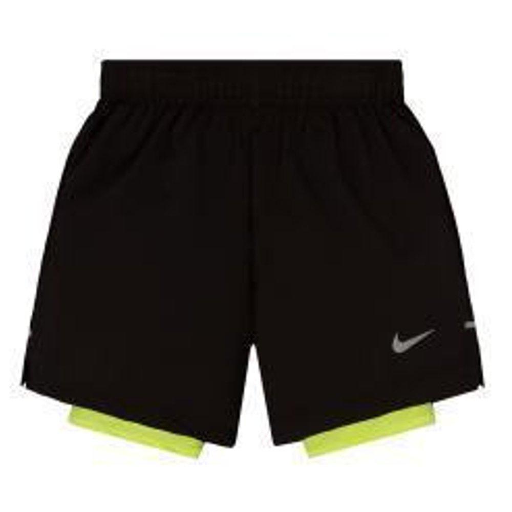 6 Nike Boys 2-in-1 Shorts Size