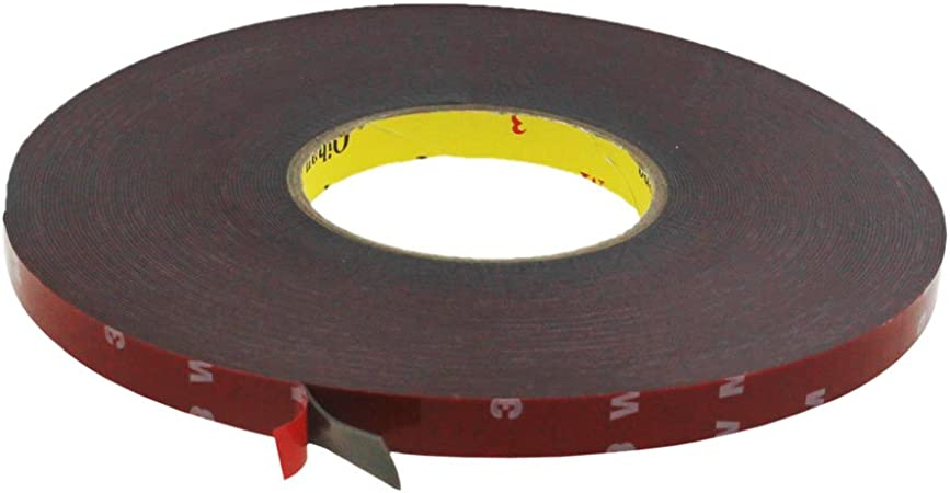 100FT 3M Double side Acrylic Foam Adhesive Tape 4 10mm width 5630 5050 LED light