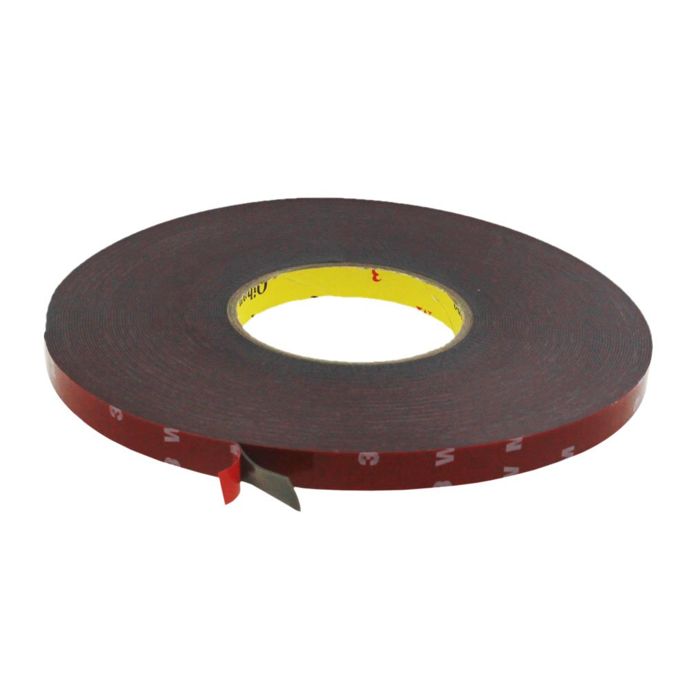100FT Double Sided Foam Adhesive Tape for 8MM 3528 3014 2835 LED Light Strip Mounting Tape 8mm Width by WITCHY (Image #2)