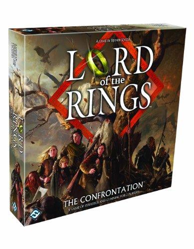 confrontation board game - 1