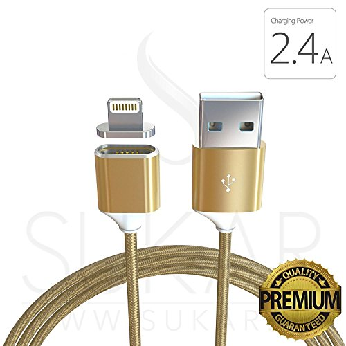 Magnetic Adapter Charger USB charging Cable For Apple iPhone 6/ 6S Plus...