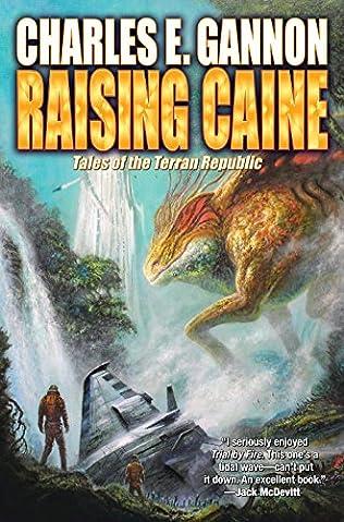 book cover of Raising Caine