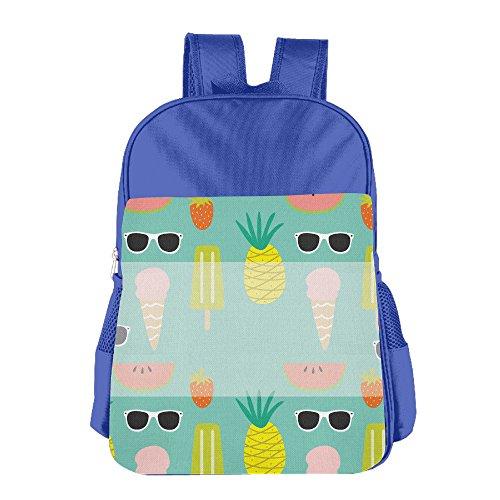 DS-CO Children Pineapple Icecream Sunglasses Backpack Shoulder Bag Students Schoolbag For - Price Buy Low Sunglasses Online