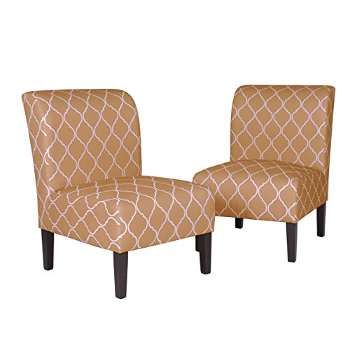 Poternia oversize fabric accent chair home and office chairs for Oversized occasional chairs