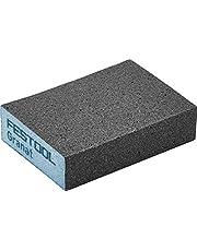 FESTOOL Slipblock Granat 69 x 98 x 26 mm, 6 stycken,