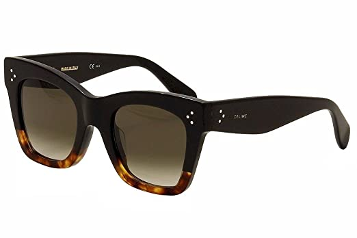 Womens Squared Cat-Eye Sunglasses Celine hJljDu