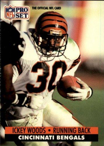 - 1991 Pro Set #467 Ickey Woods