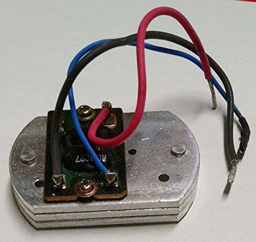 Panasonic Replacement Part # WEY6205B2108 - Circuit Block