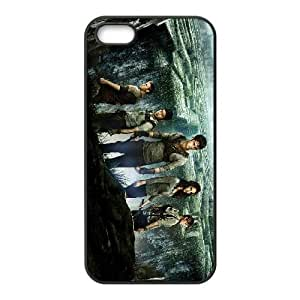 the maze runner iPhone 4 4s Cell Phone Case Black yyfD-346901