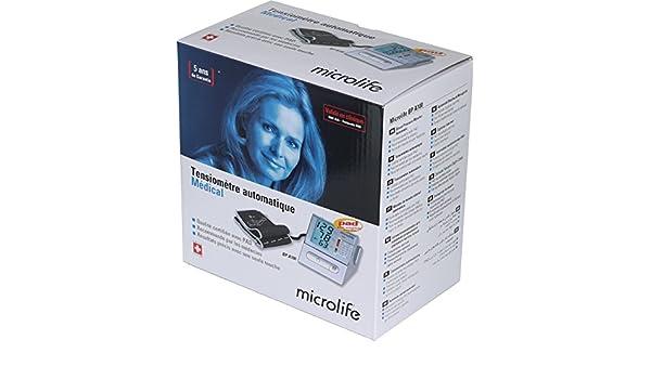 Amazon.com: Tensiomètre Automatique Médical Microlife Dectra Pharm: Health & Personal Care