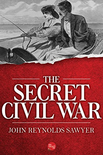 The Secret Civil War cover