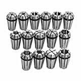 PREM PRODUCT 15pcs ER11 1-7mm Spring Collet Set - Best Reviews Guide
