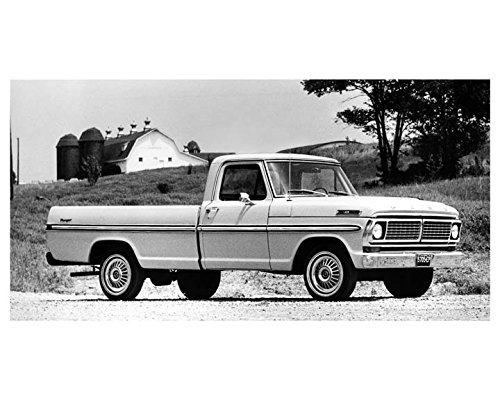1970 Ford F100 Pickup Truck Photo Poster